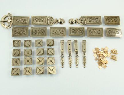 kit di placche Vindonissa